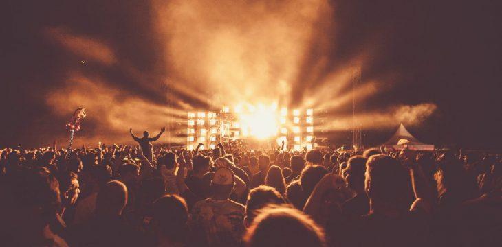 Unser Tipp fürs Festival? Stay crazy!